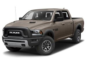 2017 Ram 1500 REBEL MOJAVE SAND EDITION / SUNROOF / NAV