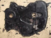 LDV 2.4 - Timing chain and crank seal cover
