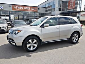 2010 Acura MDX Technology Package NAVI - DVD - REAR V/CAM