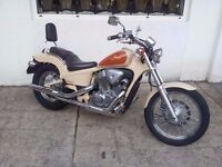 Honda VT 600 Shadow with LOADS of paperwork & every MOT