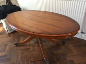 Bradley Yew Coffee Table