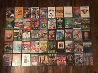 DVDS joblot x 280 plus, sports, tv, action, documentary, hobbies, childrens cartoon, dvd, films,