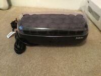 Heated babyliss rollers