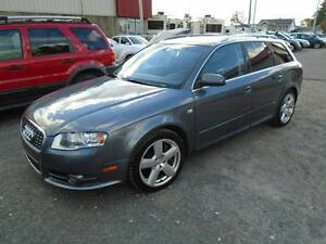 Audi A4 S-LINE 2008 CONDITION INCOMPARABLE! 7995$