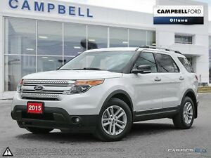 2015 Ford Explorer XLT AWD-NAV--LOW PRCE