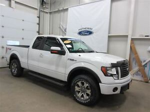 2012 Ford F-150 FX4 - + EXT. WARRANTY + 4 WINTER TIRES!