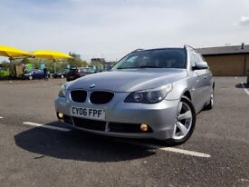 BMW 520D TOURING AUTO FULL SERVICE HISTORY