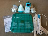Angelcare movement & sound baby monitor AC401 with instructions.