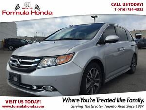 2014 Honda Odyssey TOURING | NAVIGATION | TOP OF LINE
