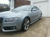 55k miles Audi A5 Special Edition S Line Diesel (FASH)