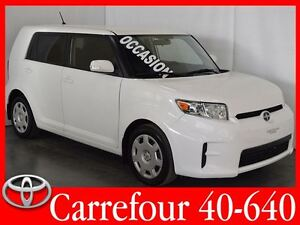 2012 Scion xB 2.4L Gr.Electrique+Air+Bluetooth Manuelle