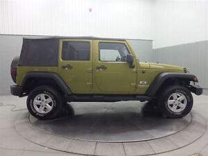 2008 Jeep Wrangler UNLIMITED SPORT4X4 A/C MAGS West Island Greater Montréal image 4