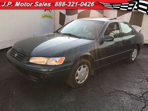 1998 Toyota Camry LE, Automatic, Leather, Sunroof,