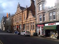Newly refurbished one bedroom flat in Rothesay. Gas Central Heating, Double Glazing £325pcm