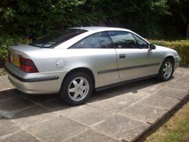 Vauxhall Calibra 2.0 16v Retro Classic