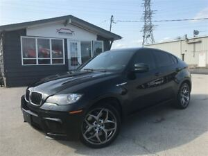 2012 BMW X6 M BLACK ON RED|NAV|360CAM|SUNROOF