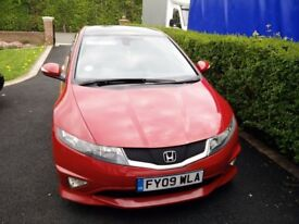 Honda Civic - Type S (FSH, Panoramic sunroof, MOT till next year, recently serviced, cruise control)