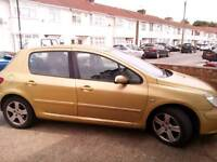 Peugeot 307 S for sale