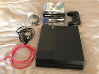PlayStation 4 (PS4), Boxed with full accessories.