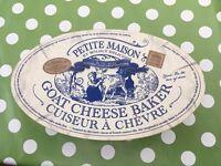 Goats Cheese Baker