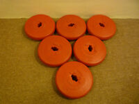 4kg Weight Plates