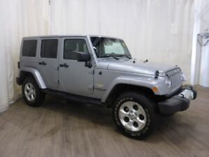 2014 Jeep Wrangler Unlimited Sahara Compare to New @ $39, 055!