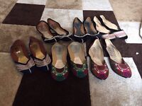 JOB LOT ASIAN LADIES KUSSAY (ASIAN SHOES)