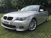 BMW 525d m sport full service history £4995