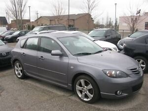 2005 Mazda MAZDA3 SPORT AUTOMATIC!!! FULLY LOADED!!! HATCH!!!  A