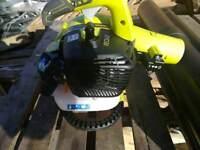 Brand new ryobi petrol blower/vacuum