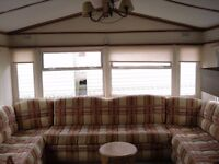 Abi Hathaway FREE DELIVERY 37x12 3 bedrooms pitched roof over 50 static caravans available