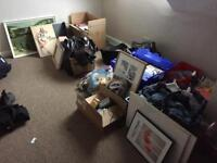 Large house clearance job lot car boot items stock