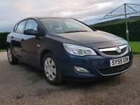 Vauxhall Astra Exclusiv 1.6 Petrol