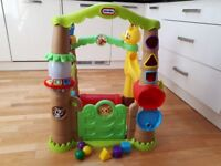 Little Tikes Light n Go Treehouse Play Set