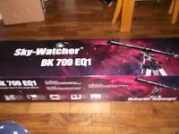Skywatcher Capricorn 70 EQ1 Telescope (£99.99 on amazon and Jessops)