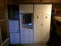 Wardrobes and cabinets
