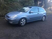 Ford Focus 1.6 edge 1 years mot low miles like Astra golf
