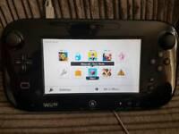 Nintendo Wii U and games -Bargain
