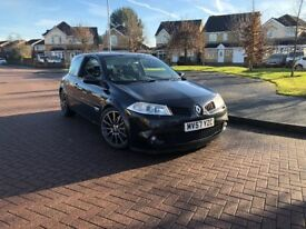 2007 (57) RENAULT MEGANE RENAULTSPORT DCI 175 VERY RARE CAR LOOKS RUNS & DRIVES GREAT BARGAIN PRICE