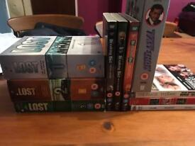 Box Sets DVD's