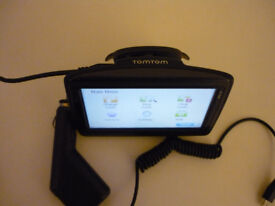 tomtom one IQ Routes Edition