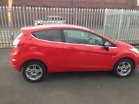 Ford Fiesta 1.2 petrol 12 months MOT very low mileage only 31,000 on the clock