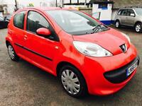 Peugeot 107 1.0 automatic full service histroy 2 keys 53000 miles