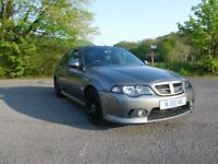 MG ZS 180 2.5 V6 / 77500miles / Private Plate M 18O MG / Enthusiast Owned