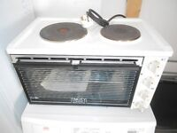 worktop compact electric cooker in nice coondition .delievry possible