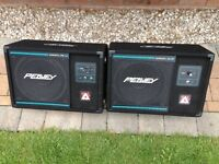 Peavey Eurosys monitors - 1 x PM & 1 x M