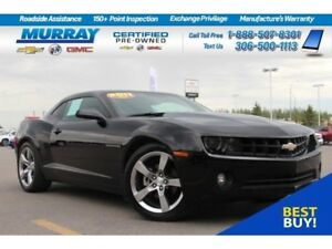 2011 Chevrolet Camaro 1LT RWD *AIR CONDITIONING,MANUAL TRANSMISS