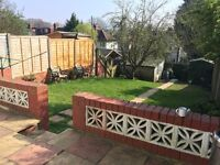 Absolutely Amazing 4 Bedroom House with Huge Private Garden and Gated Driveway.