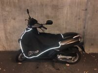 Peugeot Kisbee 100cc Moped for sale £600.
