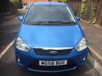 2008 FORD CMAX DIESEL WITH HISTORY